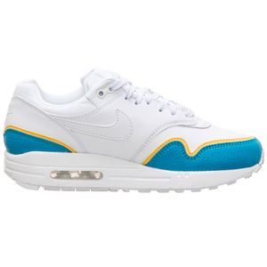 Nike WMNS Air Max 1 SE white blue fury 881101 103 – Bild 1
