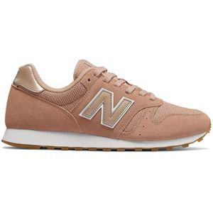 New Balance WL373PSW Damen Sneaker rosa weiß 698641-50 13 – Bild 1
