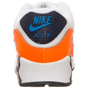 Nike Air Max 90 Essential Sneaker low weiß orange blau – Bild 3