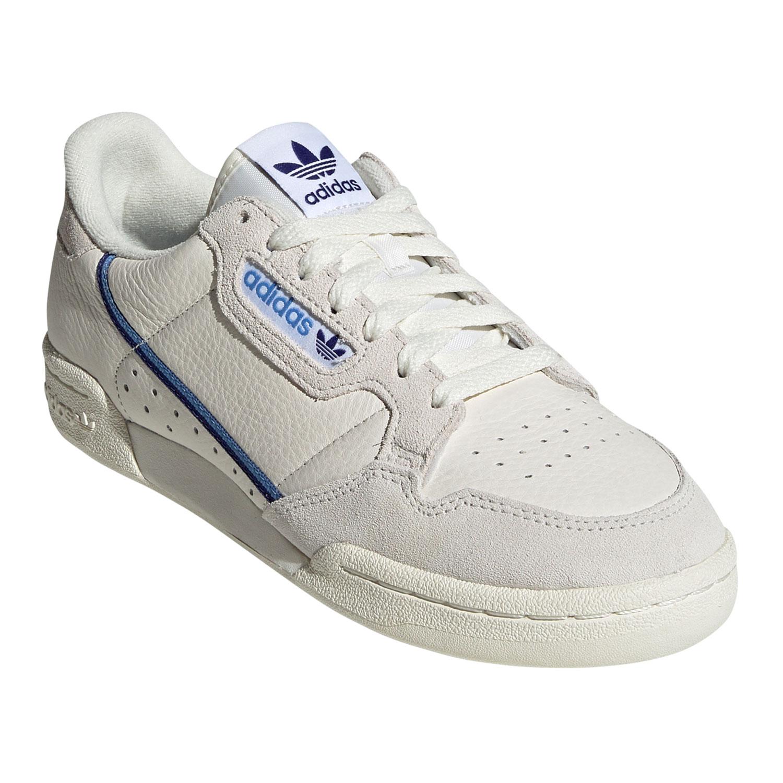 adidas Originals Continental 80 W Sneaker beige blau EE5557