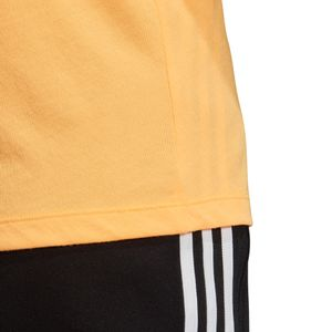 adidas Originals 3-Stripes Tee Damen T-Shirt Flash Orange ED7475 – Bild 8