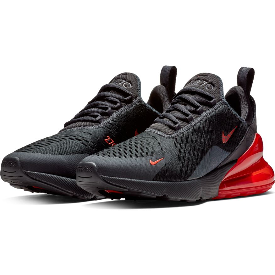 low price new appearance newest collection Nike Air Max 270 SE Reflective Herren Sneaker schwarz rot BQ6525 001