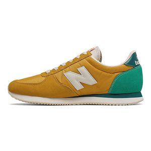 New Balance Herren U220HF Sneaker gelb grün low – Bild 2