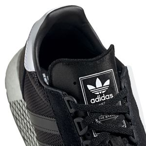 adidas Originals Marathon Tech Herren schwarz weiß EE4924 – Bild 8