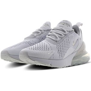 Nike Air Max 270 Herren Sneaker pure platinum chrome CI2671 002 – Bild 3