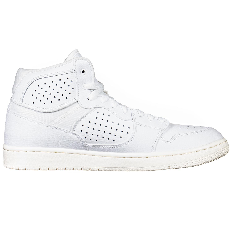Jordan Access High Top Sneaker Herren weiß