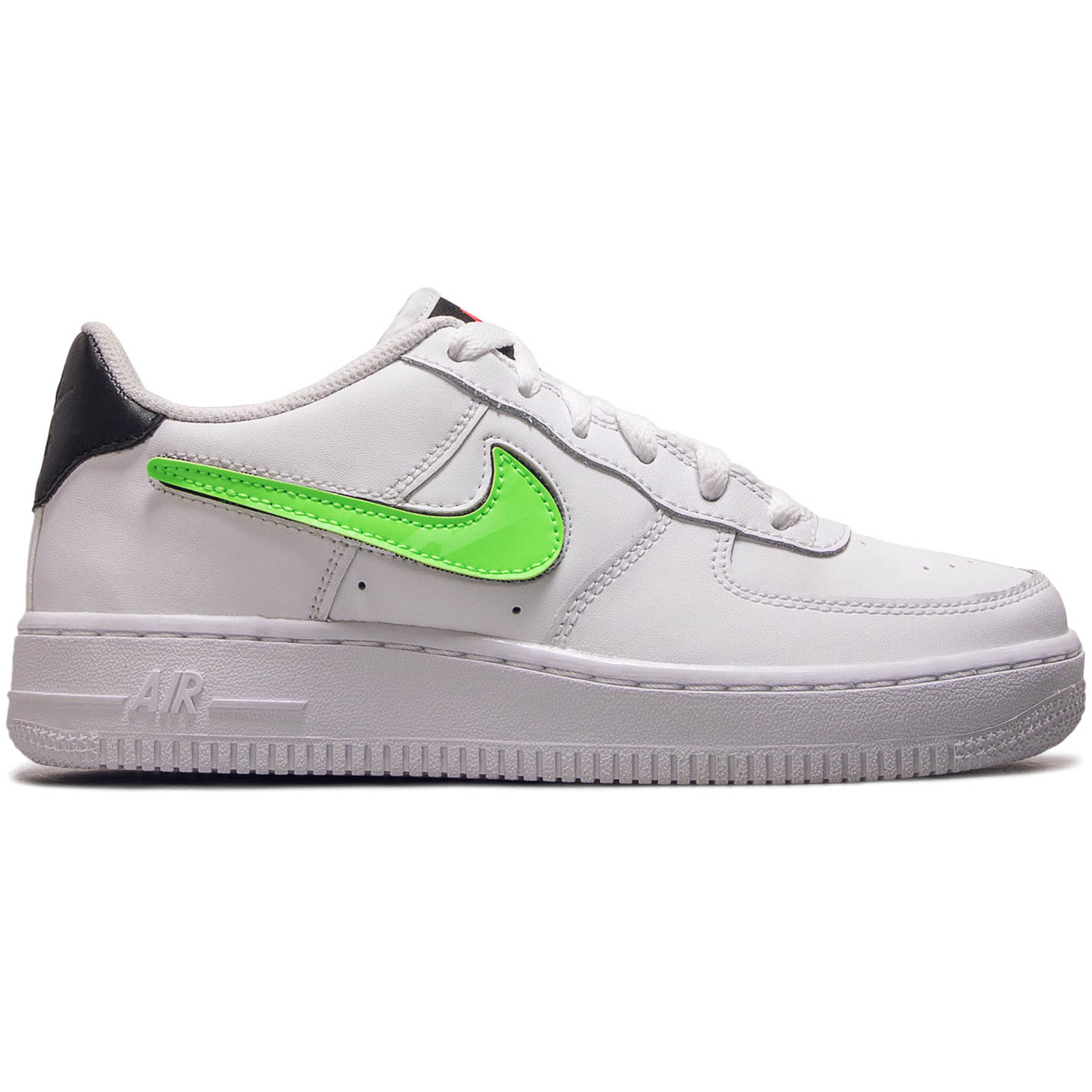 competitive price 0e567 b927e Nike Air Force 1 LV8 3 GS Sneaker weiß grün schwarz AR7446 100
