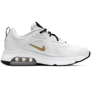 Nike WMNS Air Max 200 Damen Sneaker weiß gold AT6175 102 – Bild 1