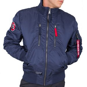 Alpha Industries RBF Herren Jacket new navy 198123/435  – Bild 1
