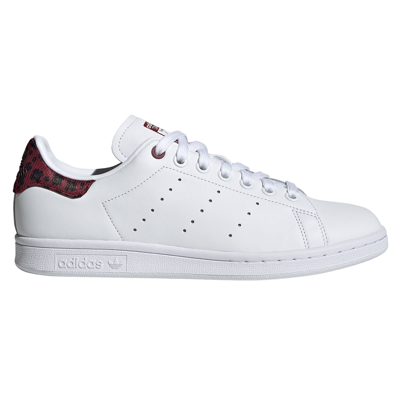 adidas Originals Stan Smith W Damen Sneaker weiß weinrot EE4896