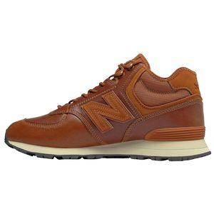 New Balance Herren Sneaker MH574OAD braun mid – Bild 2