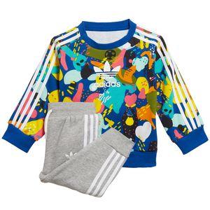 adidas Originals Crew Set Kleinkind Anzug mehrfarbig ED7711 – Bild 1