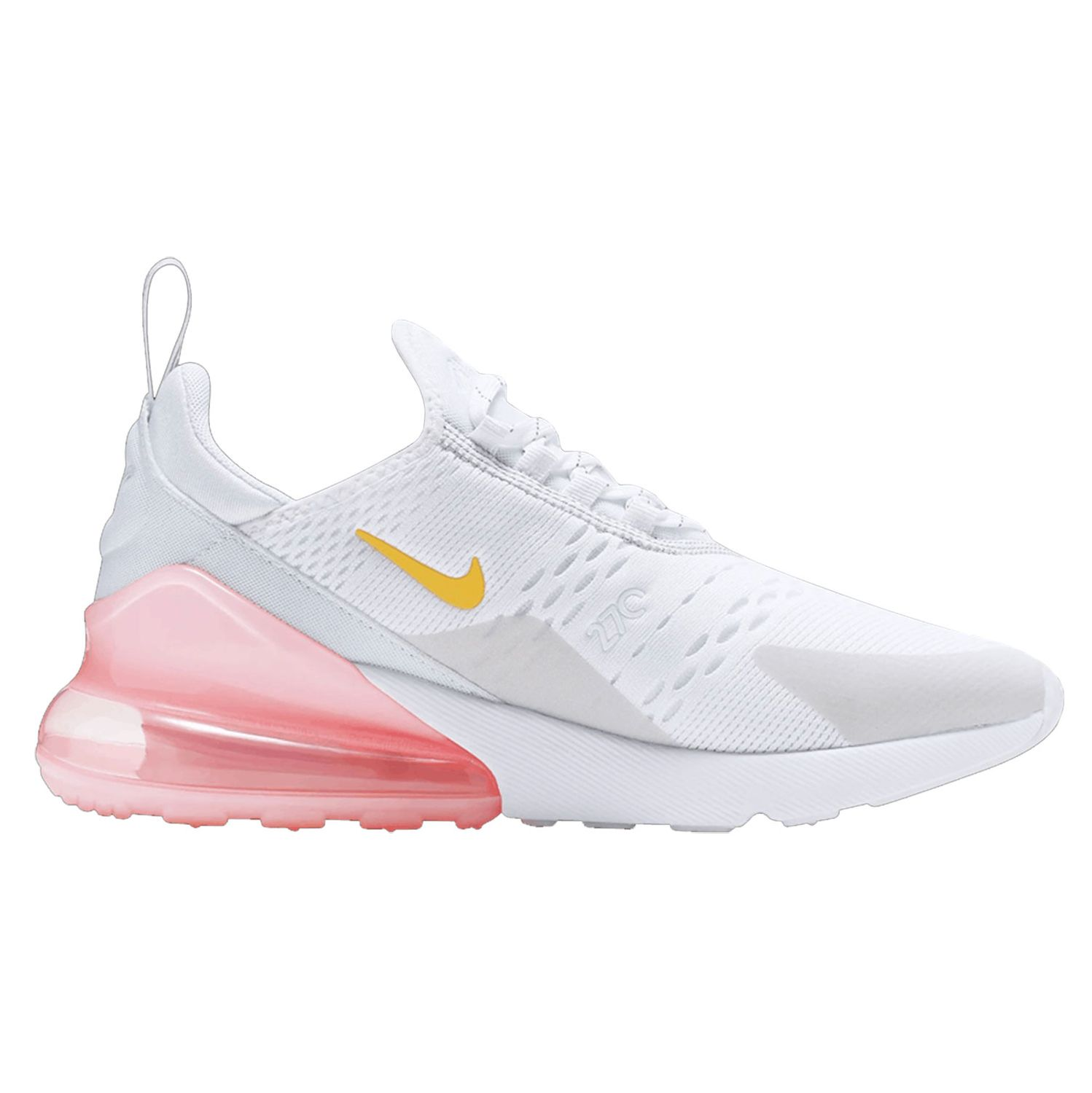 best quality low price low cost Nike W Air Max 270 Sneaker Damen weiß pink CI9088 100