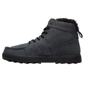 DC Shoes Woodland Herren Winter Boot grau schwarz – Bild 2