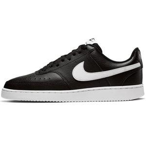 Nike WMNS Court Vision Low Damen Sneaker schwarz weiß CD5434 001 – Bild 2