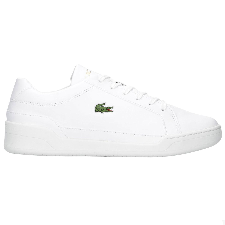 Lacoste Challenge 319 Herren Sneaker Leather weiß low