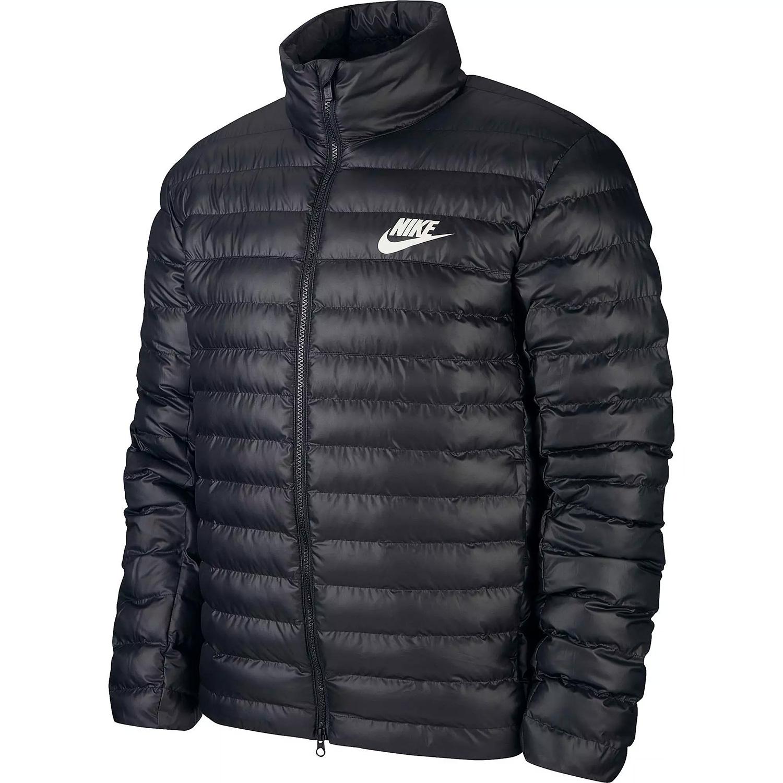 Nike Herren NSW Synthetic Fill Jacket Steppjacke schwarz