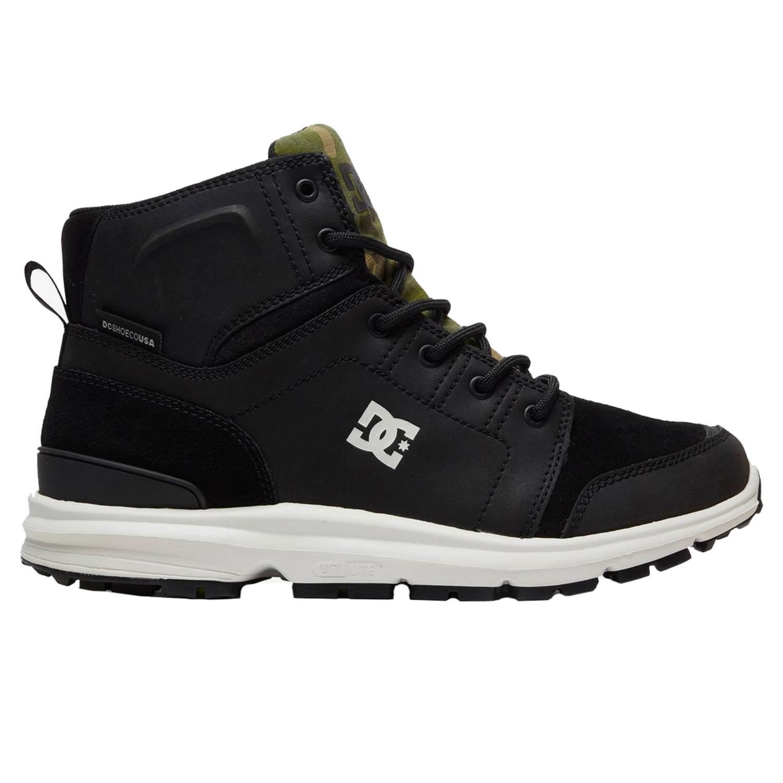 DC Shoes Torstein Herren Winter Boots schwarz weiß camo