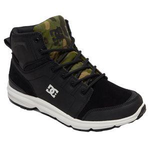 DC Shoes Torstein Herren Winter Boots schwarz weiß camo – Bild 2