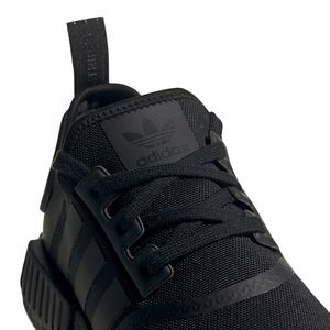 adidas Originals NMD_R1 Herren Sneaker triple black FV9015 – Bild 4