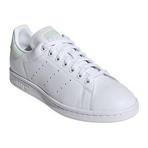 adidas Originals Stan Smith W Damen Sneaker weiß mint EF6876 – Bild 3