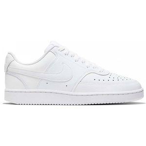 Nike WMNS Court Vision Low Damen Sneaker weiß  – Bild 1