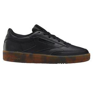 Reebok Club C 85 Damen Sneaker schwarz Schildpatt EH1511 – Bild 1
