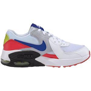 Nike Air Max Excee GS Sneaker weiß blau rot CD6894 101 – Bild 1