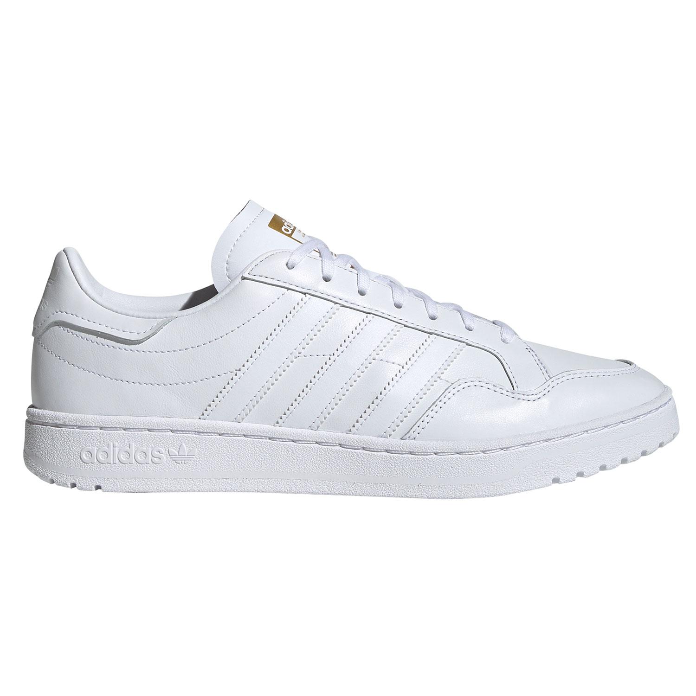 adidas Originals Team Court Herren Sneaker weiß EF6049