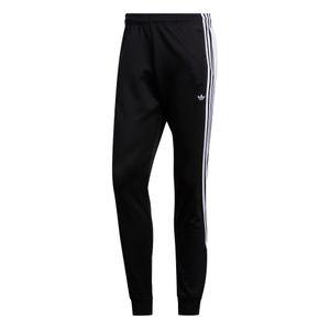 adidas Originals 3Stripe Wrap Track Pant Herren schwarz weiß – Bild 1