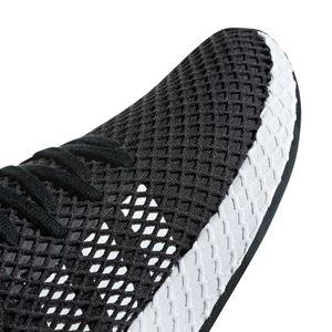 adidas Deerupt Runner Herren Sneaker schwarz weiß – Bild 7