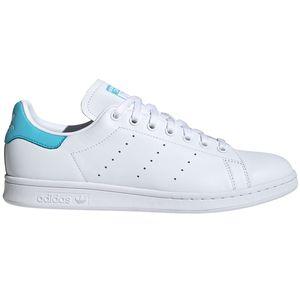 adidas Originals Stan Smith Damen Sneaker weiß hellblau – Bild 1