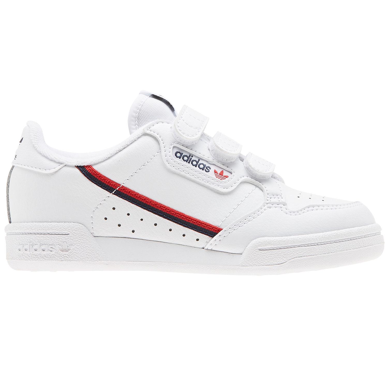 adidas Originals Continental 80 CF C Kinder Sneaker weiß