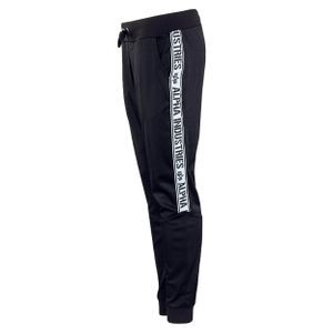 Alpha Industries Track Tape Pant schwarz weiß