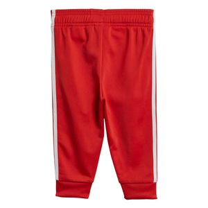 adidas Originals Superstar Suit Set Kinder Anzug rot FM5626 – Bild 6