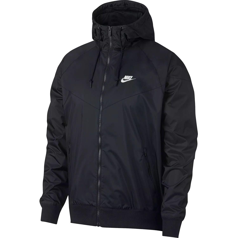 Nike Sportswear Herren Windrunner schwarz AR2191 010