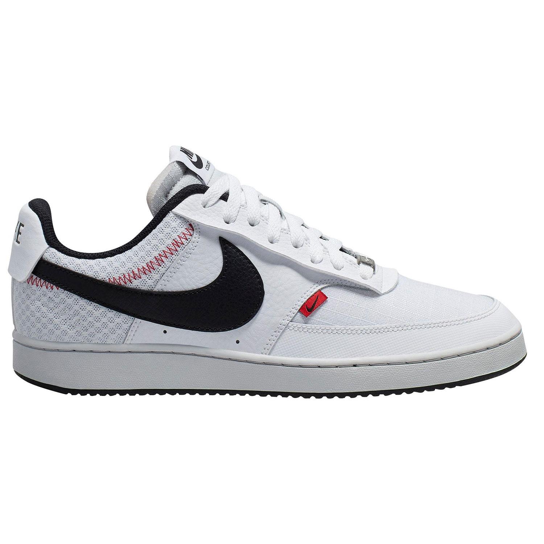 Nike Court Vision Lo Prem weiß schwarz