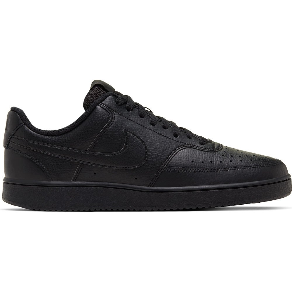 Nike Court Vision Lo Sneaker schwarz