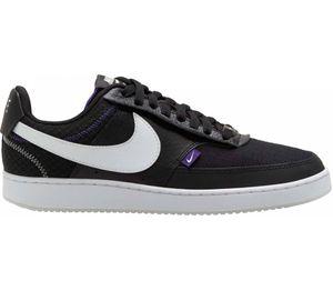 Nike Court Vision Lo Prem schwarz weiß – Bild 1