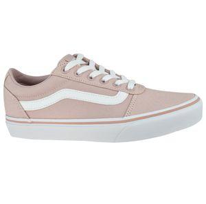 Vans Ward Damen Sneaker rose weiß  – Bild 1