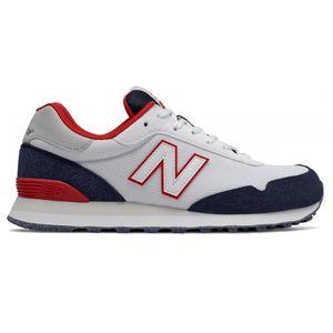 New Balance ML515OTX Sneaker weiß blau rot  – Bild 1