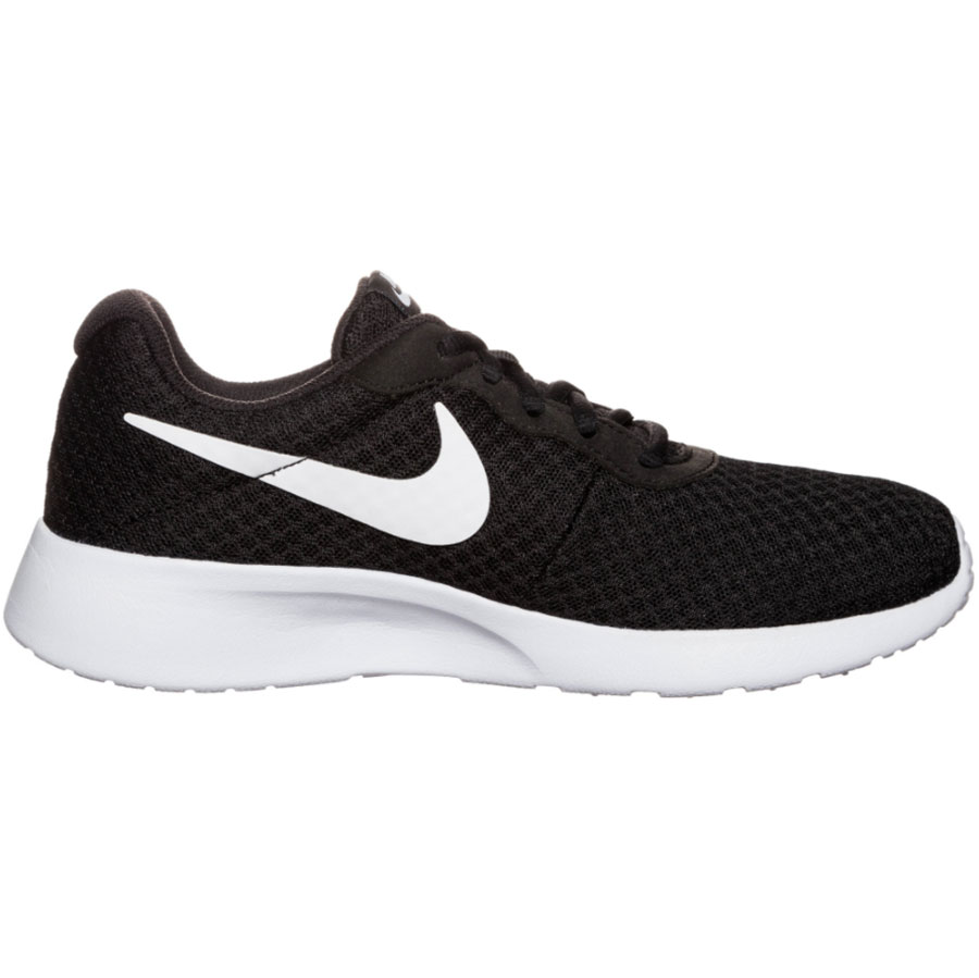 Nike Tanjun GS Sneaker schwarz weiß