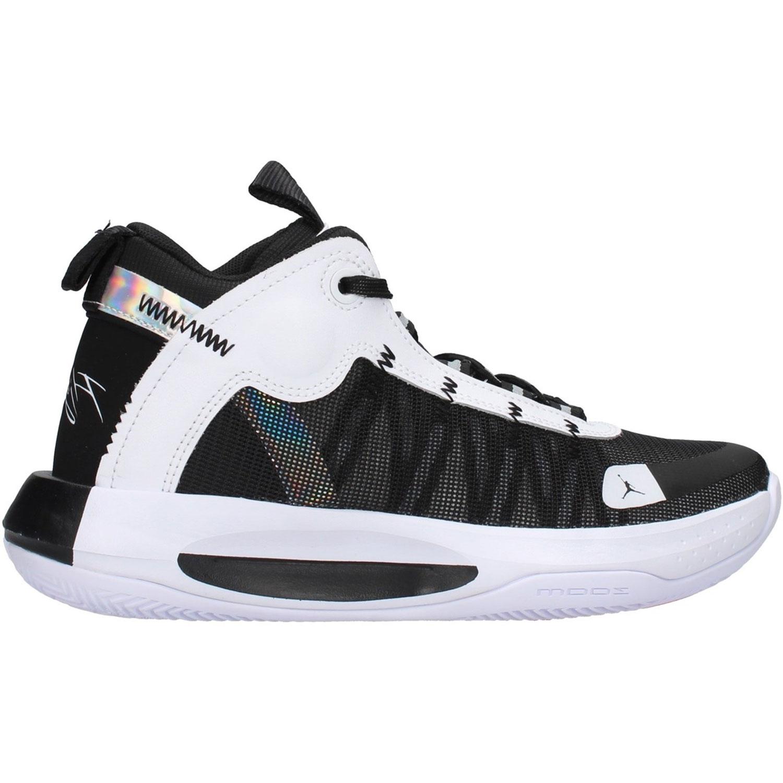 Jordan Jumpman 2020 Herren Sneaker schwarz weiß