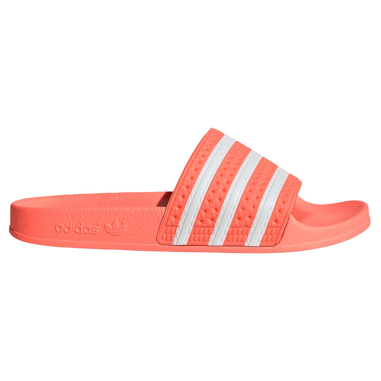 adidas Originals Adilette W Badeschuhe semi flash orange EG5008