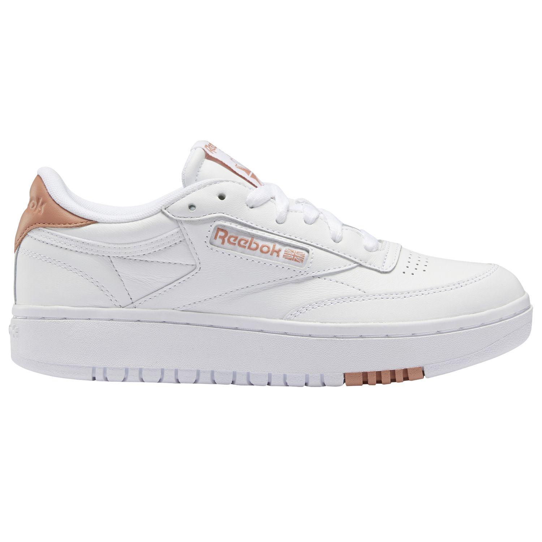 Reebok Club C Double Damen Sneaker white rustic clay