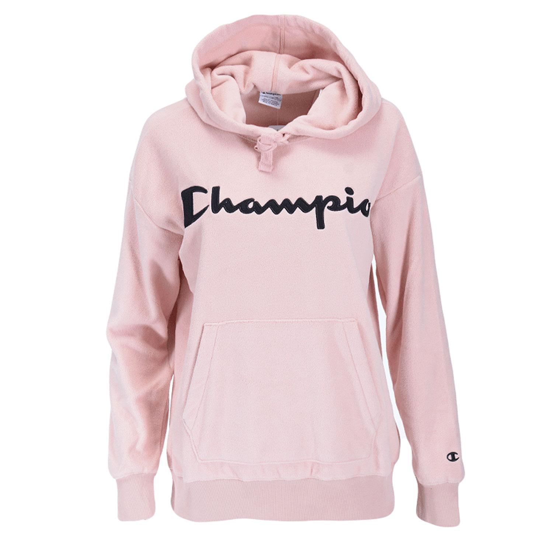 Champion Fleece Hoodie Damen rosa 113457 PS144