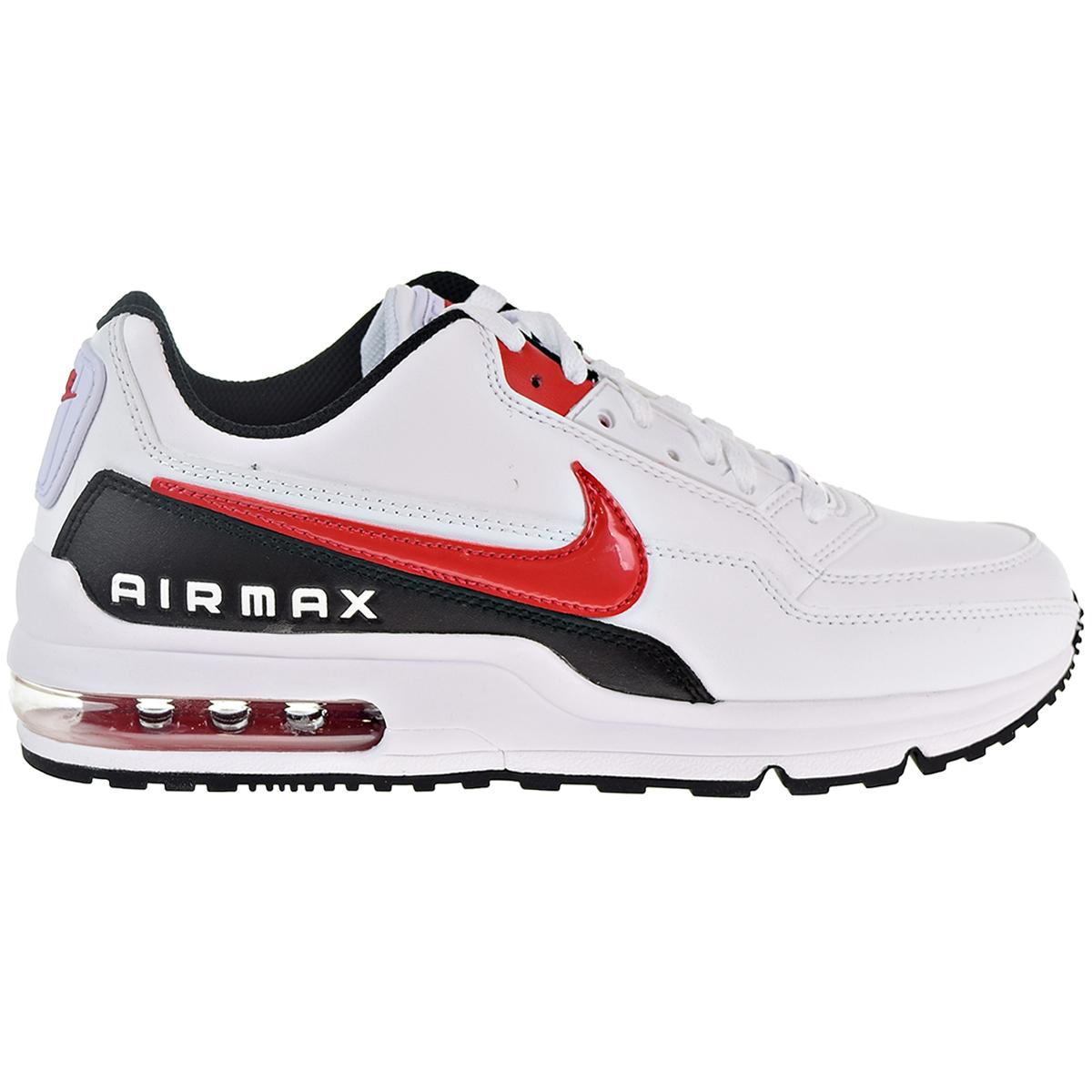 Nike Air Max LTD 3 Sneaker weiß schwarz rot