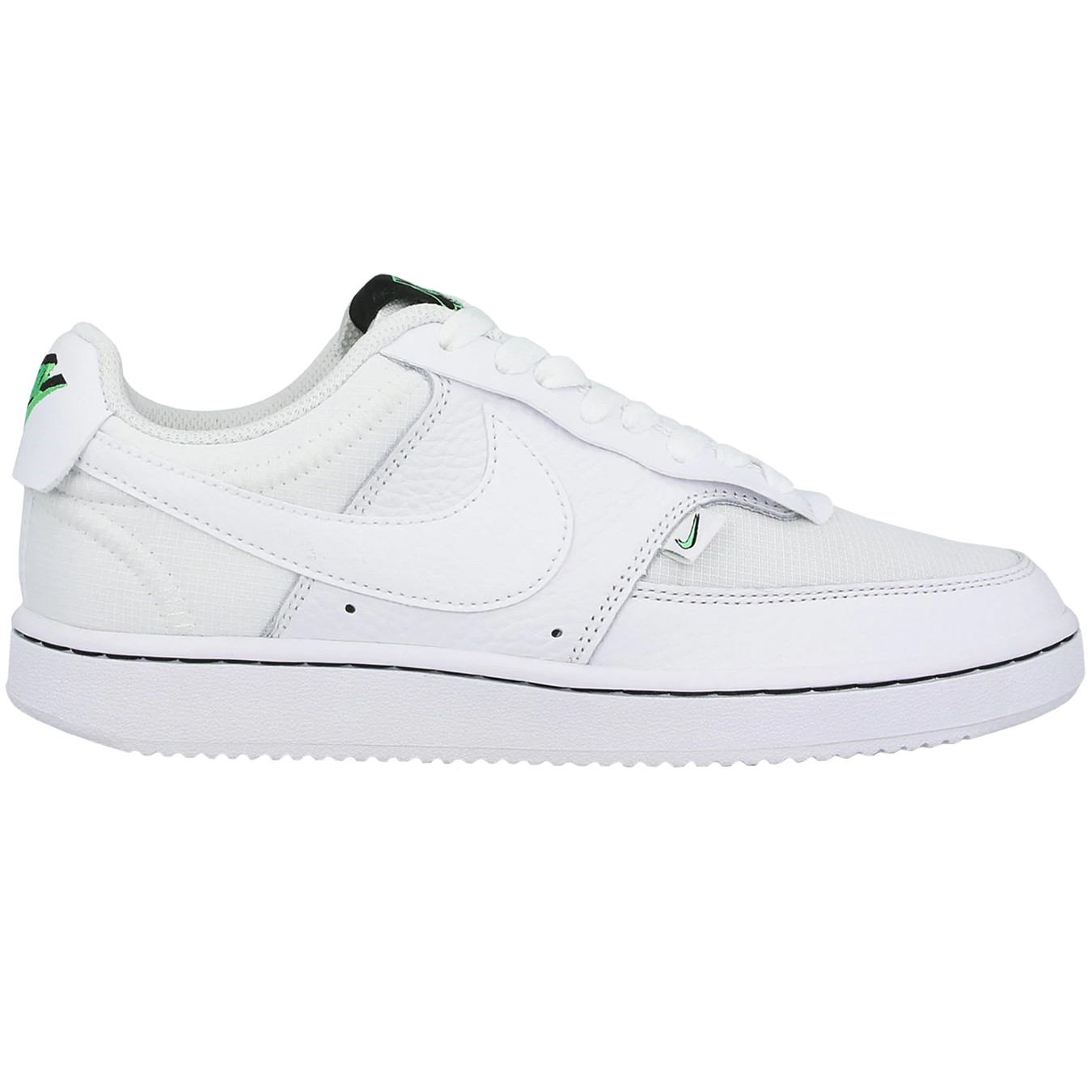 Nike WMNS Court Vision Low PRM Sneaker weiß