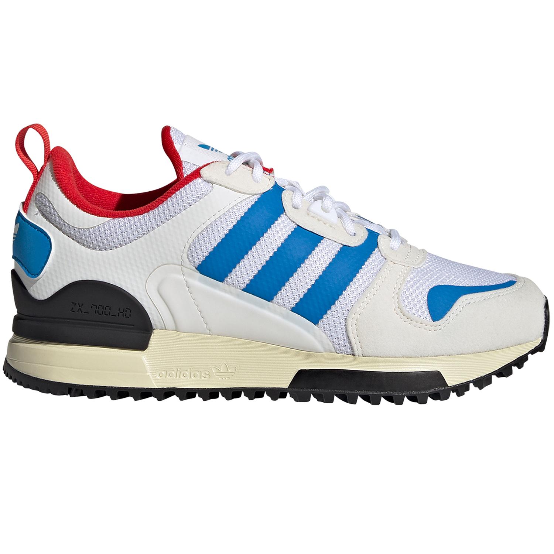 adidas Originals ZX 700 HD J Sneaker weiß blau rot