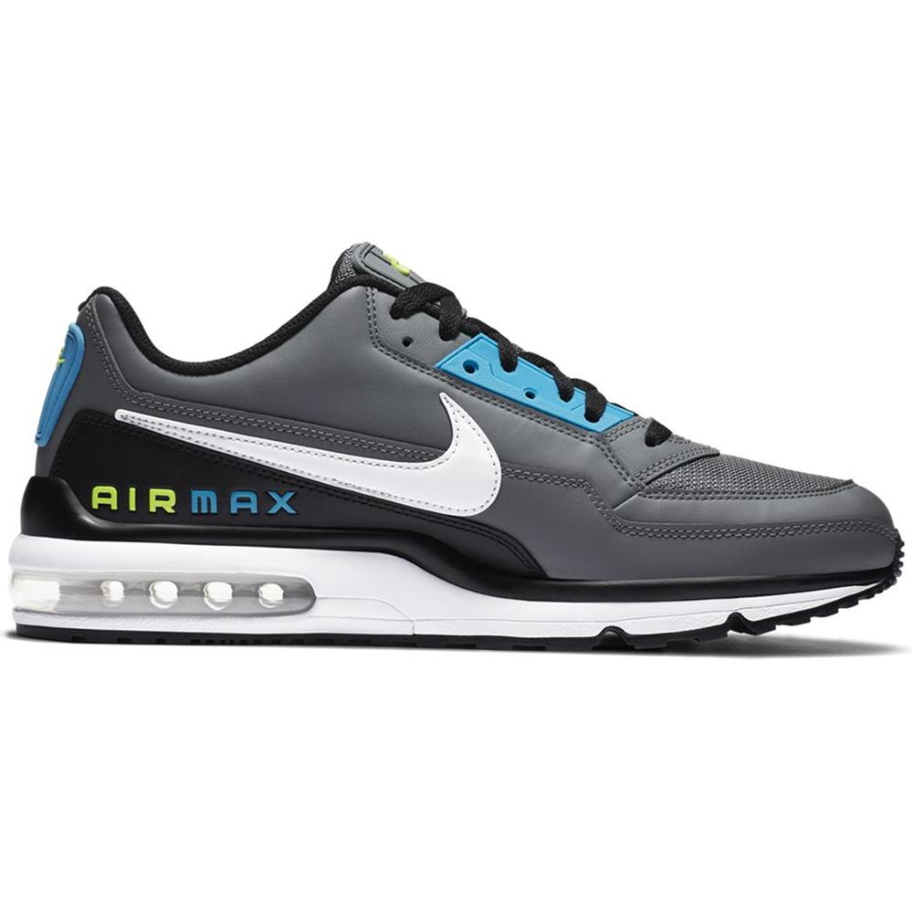 Nike Air Max LTD 3 Sneaker grau blau neon